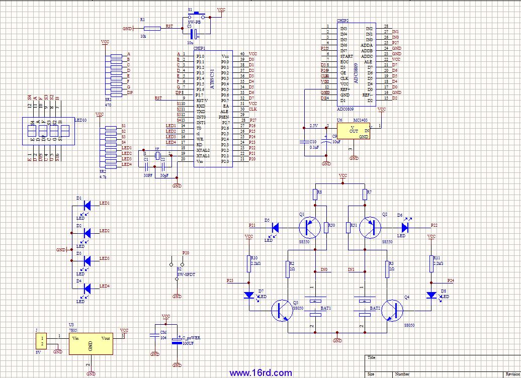 智能充电器电路图!-pcb设计-一牛网论坛