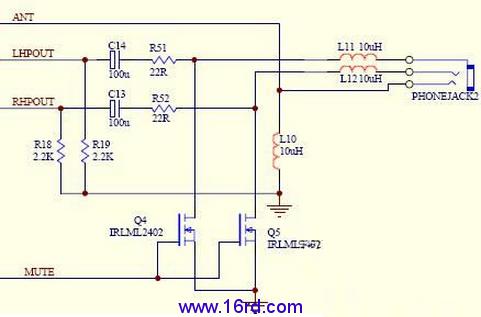 场效应管——不就是一个电控开关