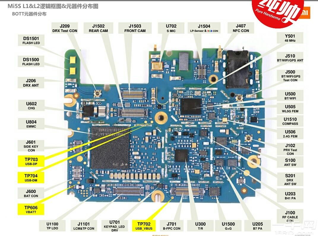 小米系手机图纸骁龙820 datasheet 大家一起交流学习一下-高通硬件-一牛网论坛